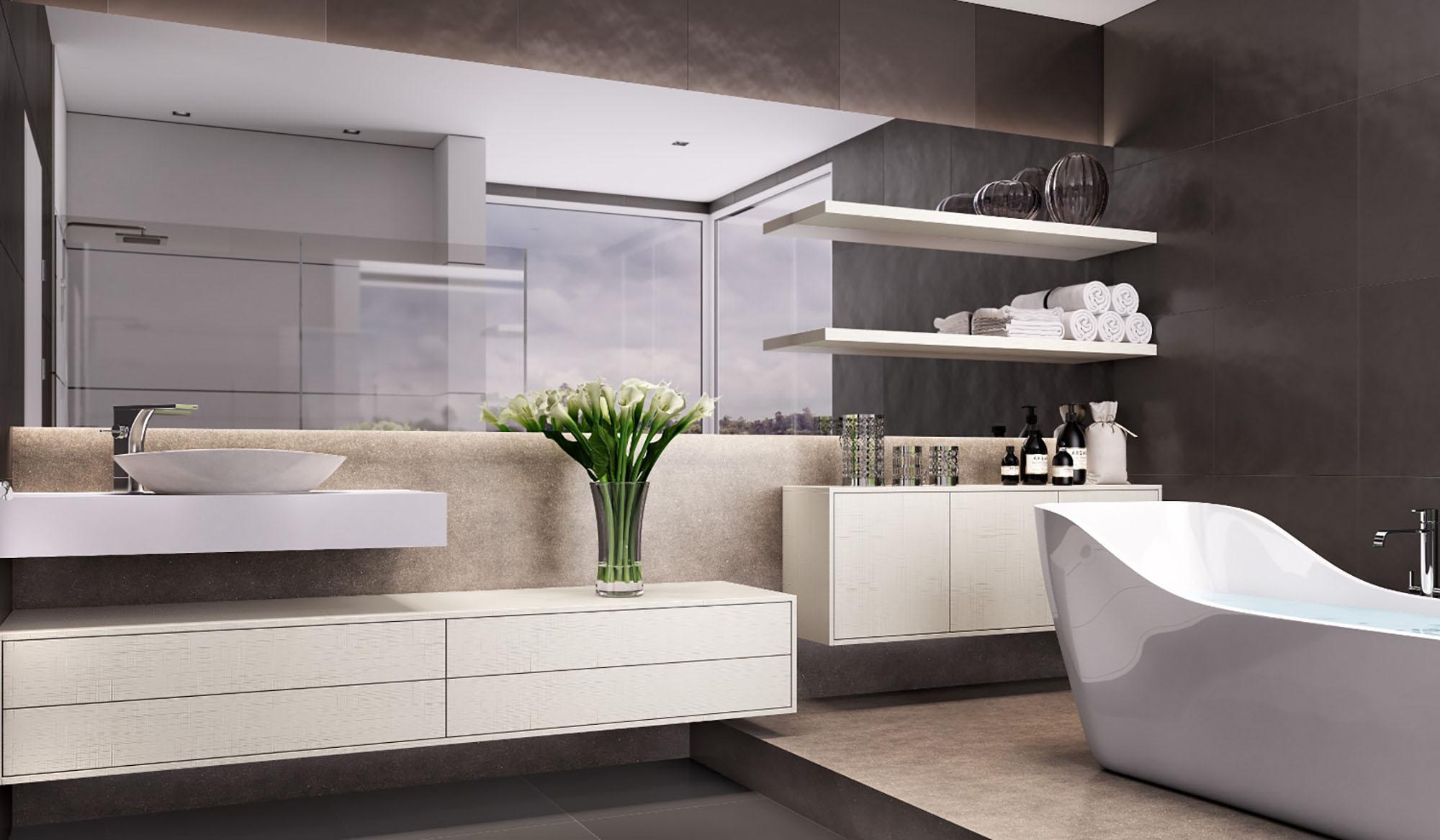 Móveis planejados - Banheiro 2