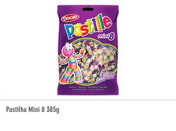 Pastilha Mini 8 385g
