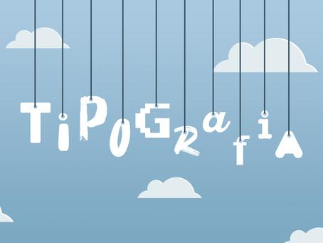 A importância da tipografia