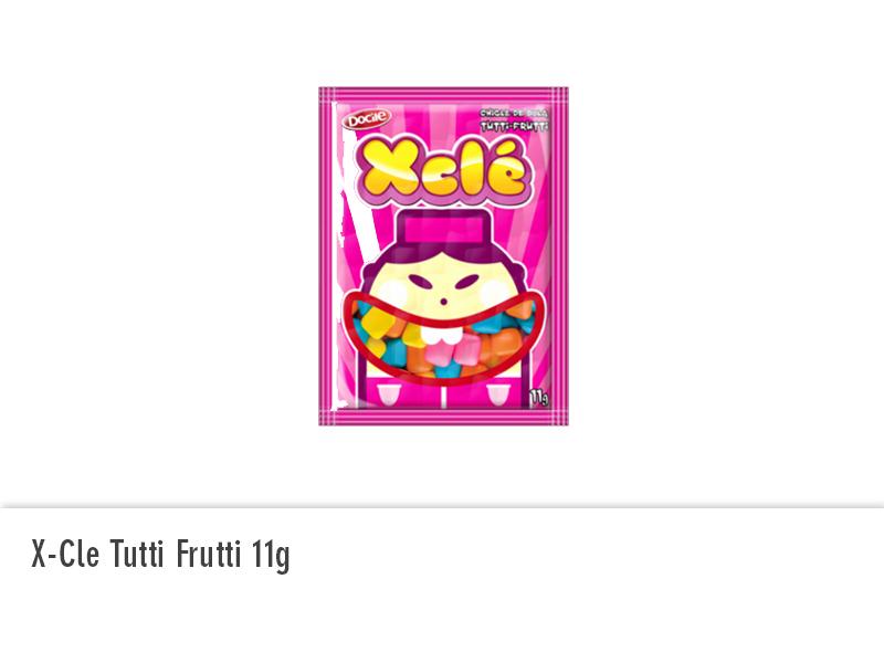 X-Cle Tutti Frutti 11g