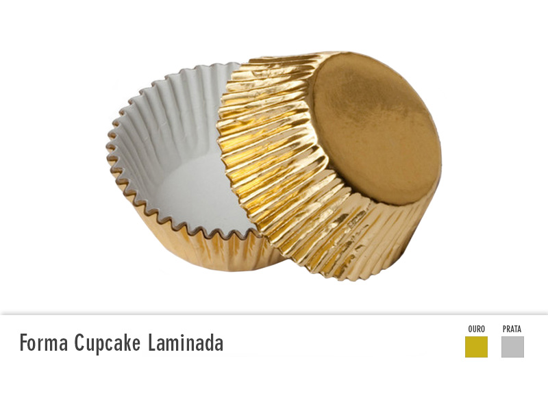Forma Cupcake Laminada