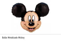 Balão Metalizado Mickey