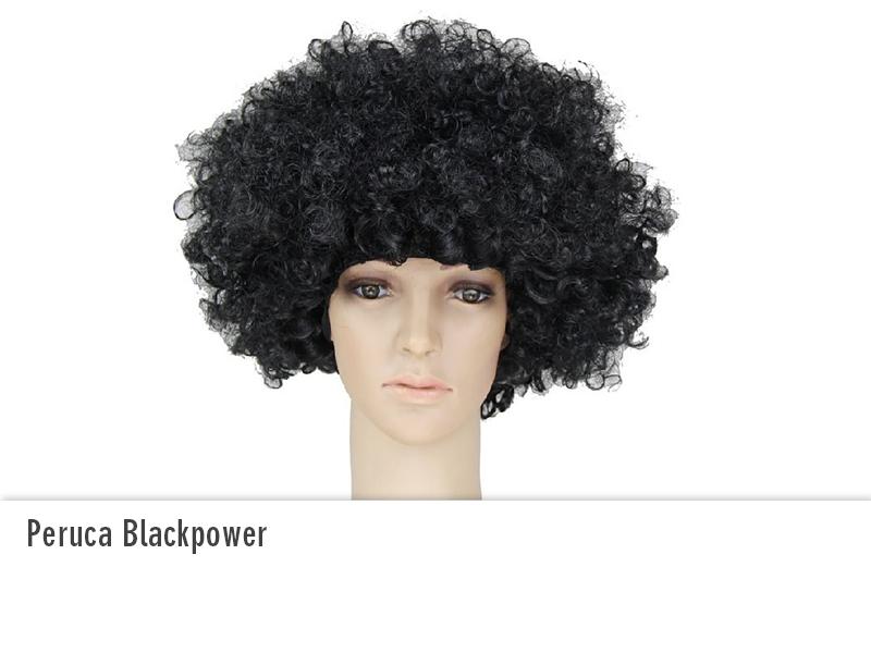 Peruca Blackpower