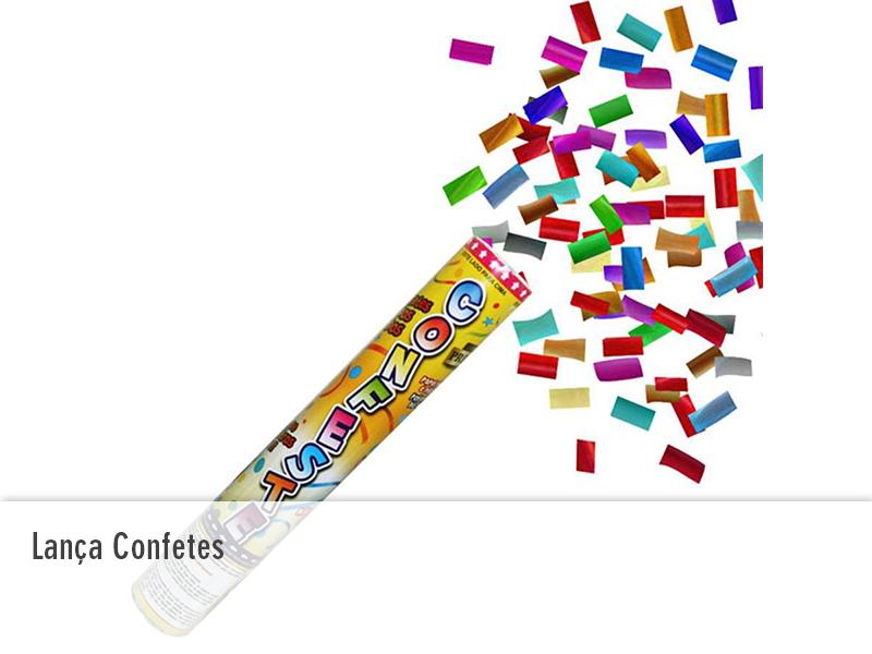 Lança Confetes