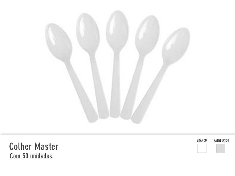 Colher Master
