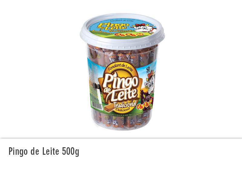 Pingo de Leite 500g