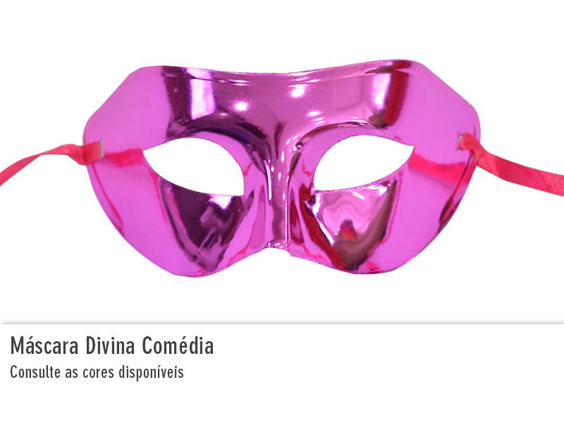 Máscara Divina Comédia