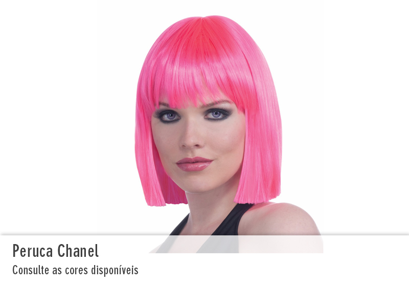 Peruca Chanel