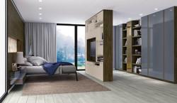 Móveis planejados - Dormitório 1