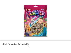 Doci Gummies Festa 300g