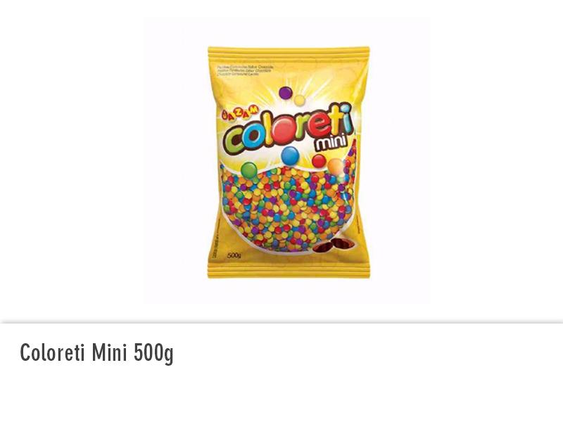 Coloreti Mini 500g