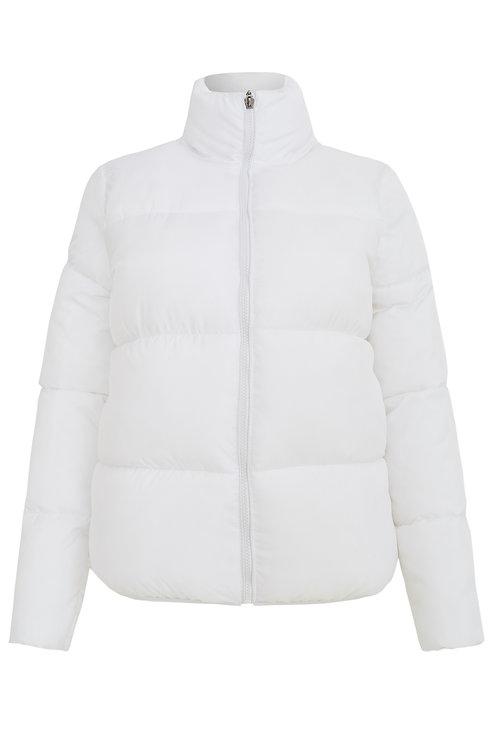 Куртка дутая GALOLBO (белая)