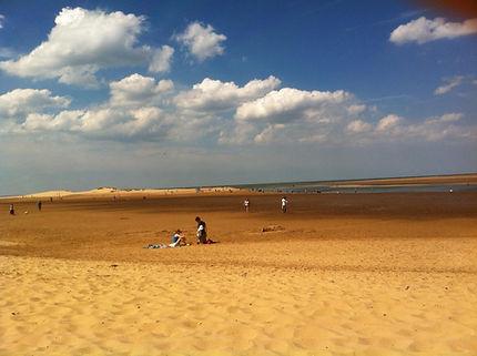 Long long sunny beaches.....