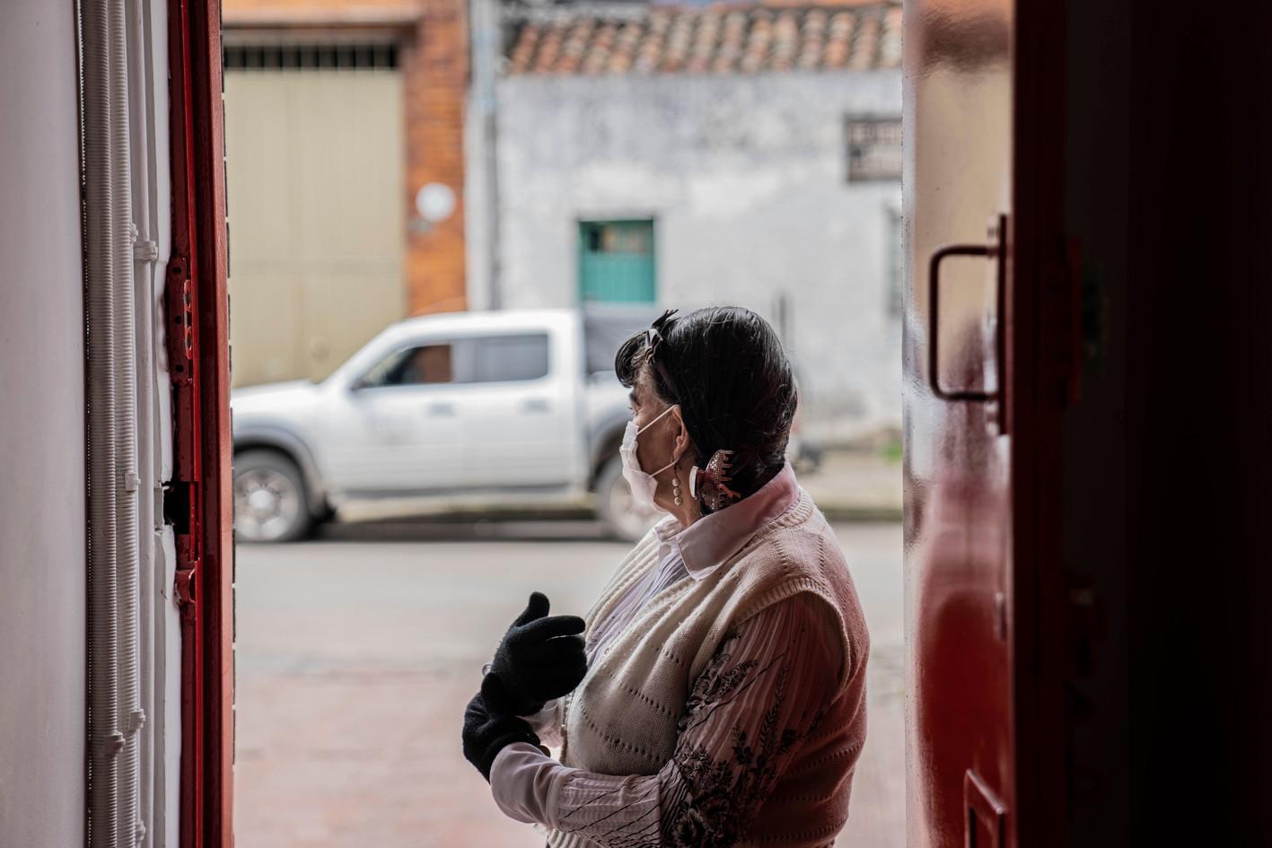 Adulto mayor en tiempos de pandemia