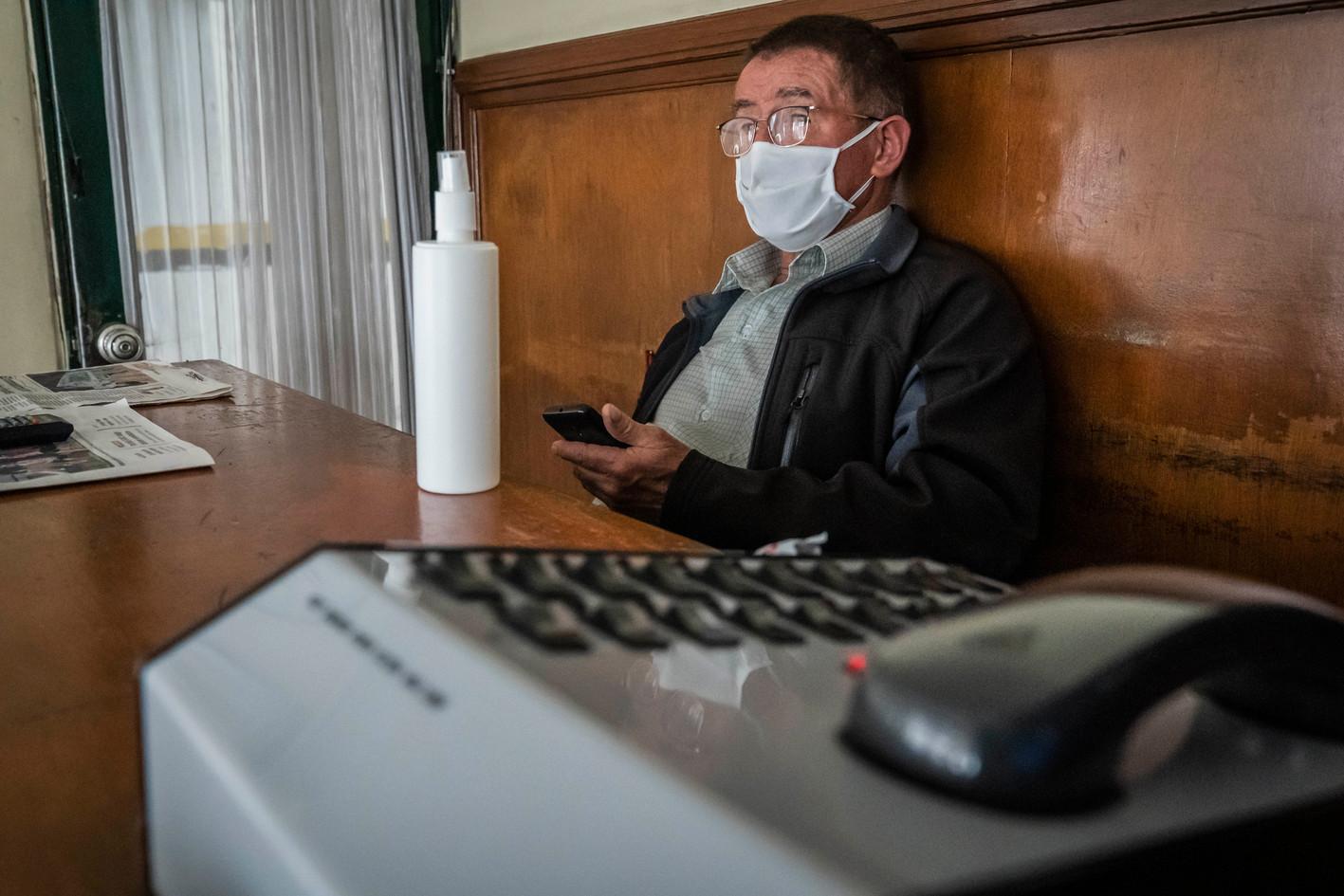 Vigilante en tiempos de pandemia