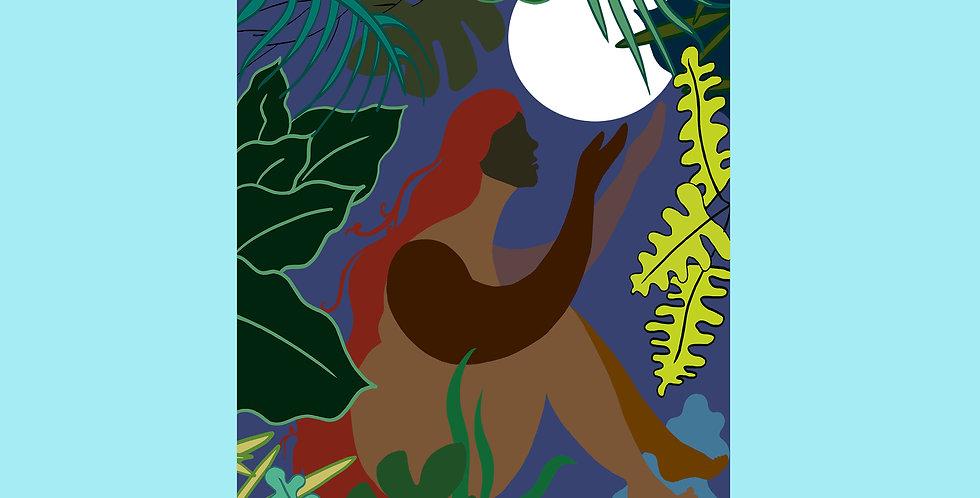 Stationery: Forest Goddess