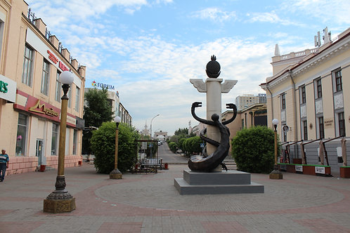 Текст экскурсии. От острога до столицы: пешеходная по историческому Улан-Удэ