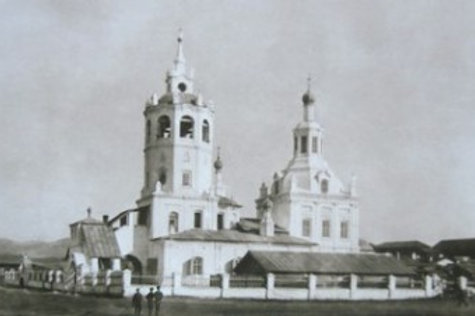 Вебинар. Наталия Мясникова. Спасская церковь