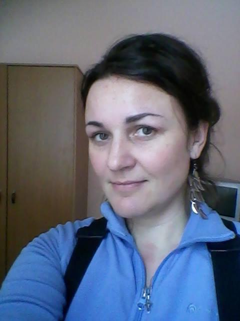 Наталия Мясникова, экскурсовод