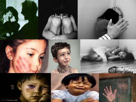 Padres violentos (Maltrato infantil)