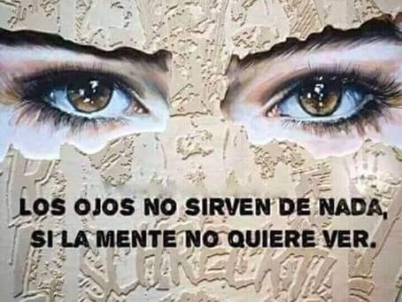 Abre los ojos de tu mente.