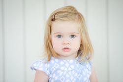 3 Year Old Girl