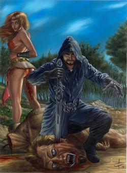 The dark Ranger