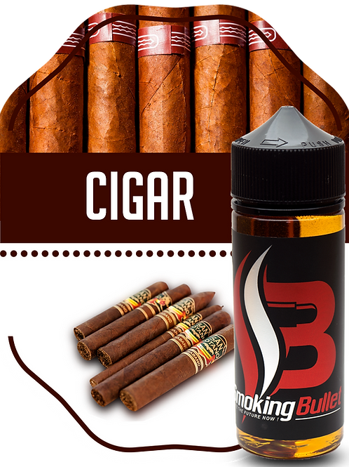 Smoking Bullet Cigar