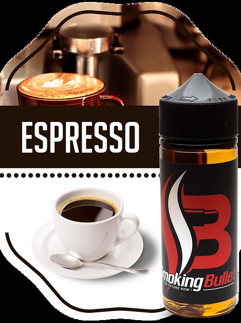 Smoking Bullet Espresso