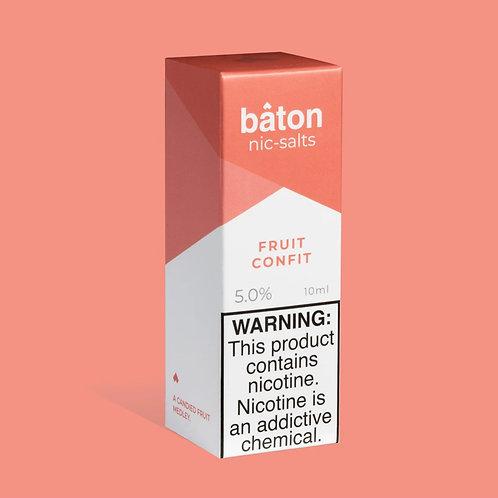 Baton Fruit Confit