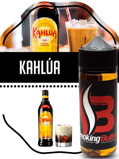 Smoking Bullet Kahlua