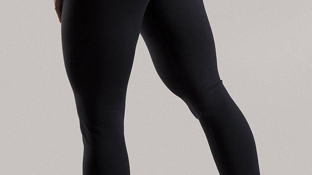 Black Fitness Pants