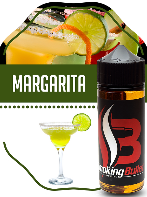Smoking Bullet Margarita