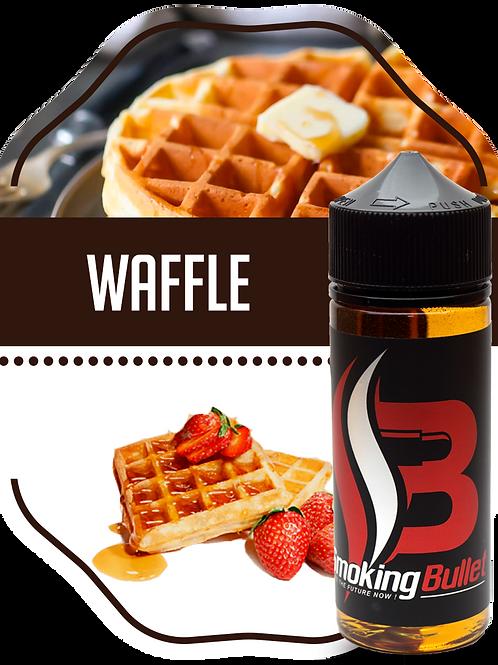 Smoking Bullet Waffle