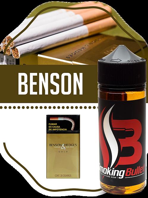 Smoking Bullet Benson