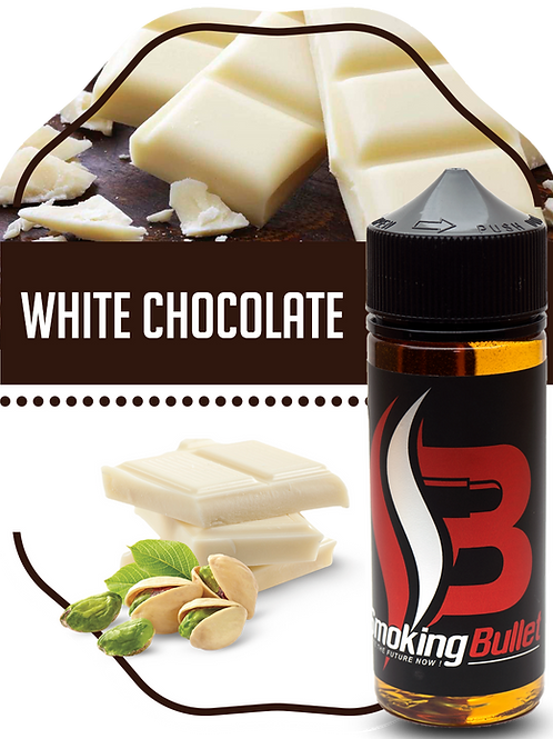 Smoking Bullet Chocolate Blanco