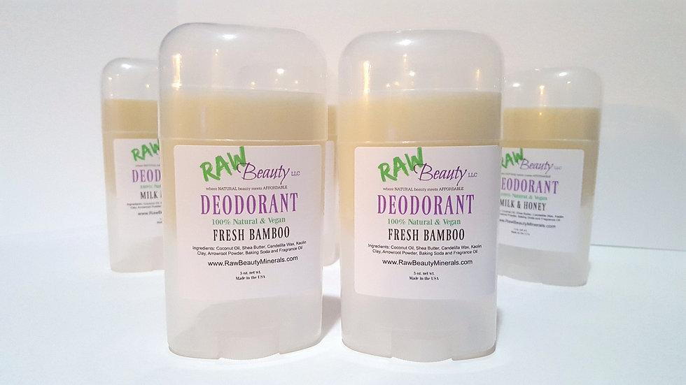 Vegan Deodorant | Cruelty Free Deodorant | Aluminum Free | 2 Oz