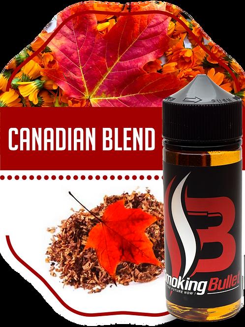 Smoking Bullet Canadian Blend