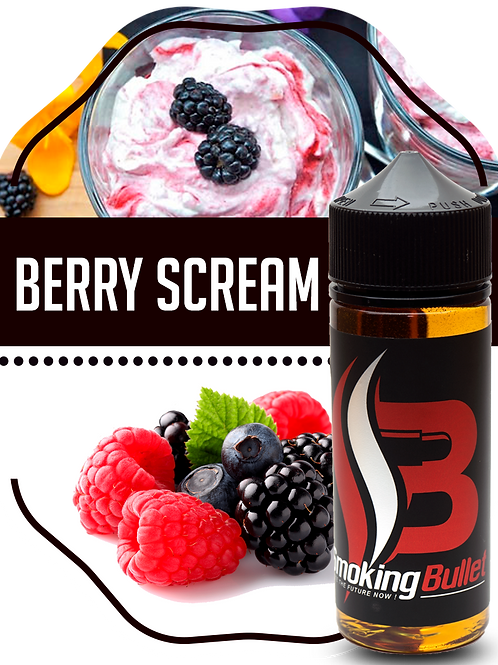 Smoking Bullet Berry Scream