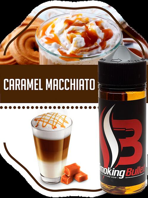 Smoking Bullet Caramel Macchiato