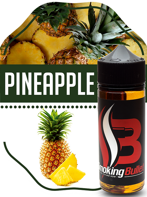Smoking Bullet Piña