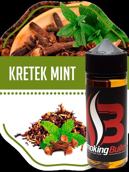 Smoking Bullet Kretek Mint