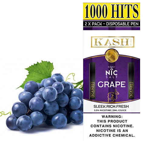 Gost Kash Grape