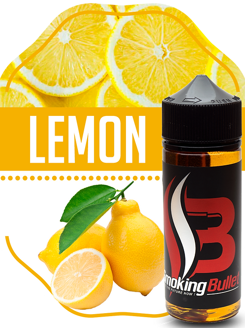 Smoking Bullet Limon