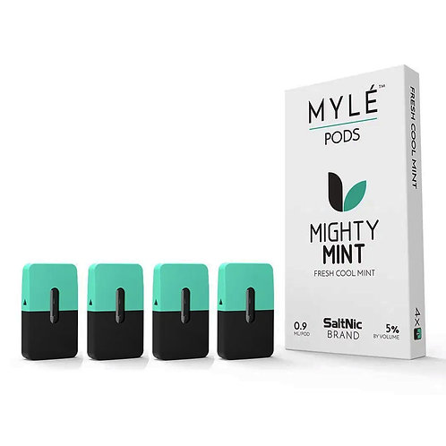 Myle Pods Mighty Mint