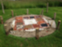 Jardin du OUI à Dury
