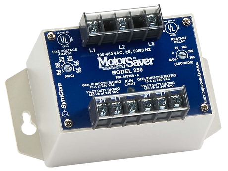 SymCom 250A-MET MotorSaver