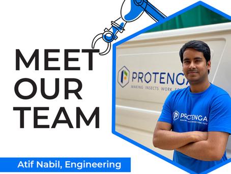 Meet our Team: Atif Nabil