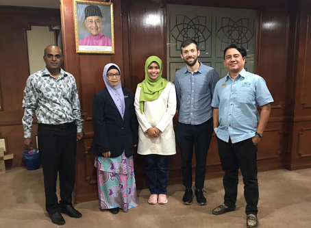 Visit to DOA - Biosecurity HQ