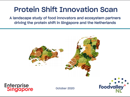 Protein Shift Innovation Scan